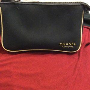 Chanel beautiful cosmetic bag